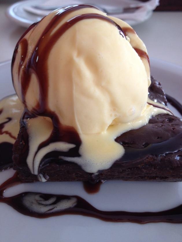 brownie pizza hut