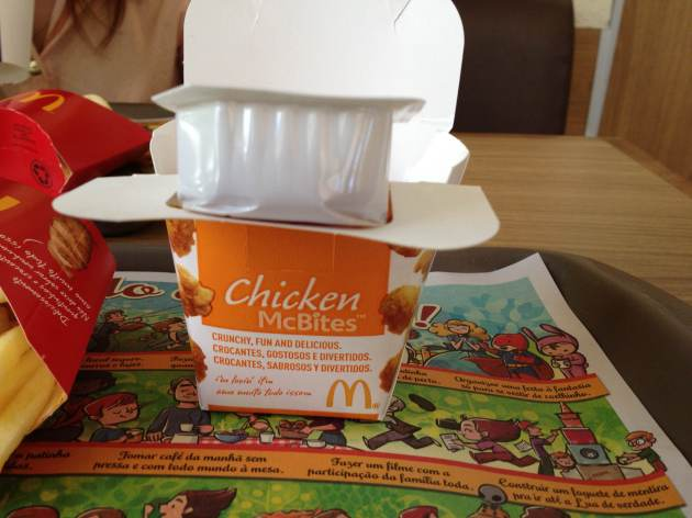 Chicken McBites 1