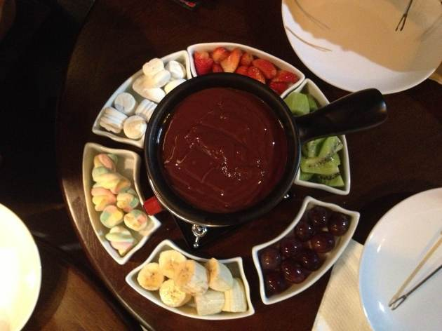 fondue chocoberry 2
