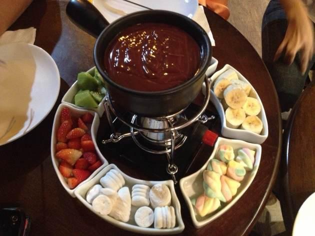 fondue chocoberry 1