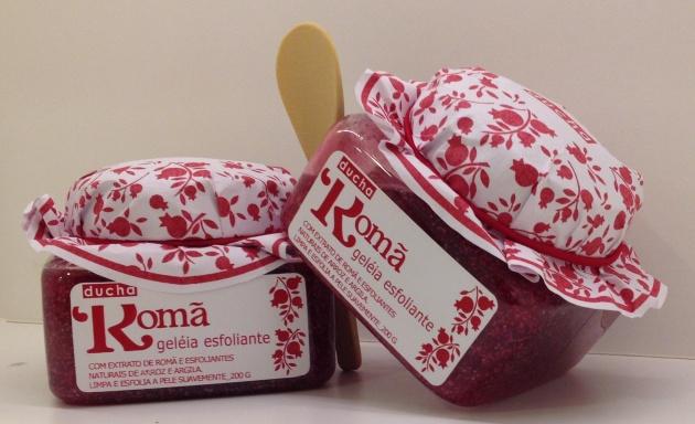 ducha esfoliante roma