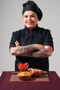 Culinária da Vân (Foto: divulgação)