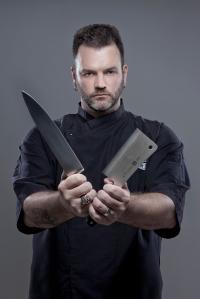 Chef Jimmy Ogro - Divulgação
