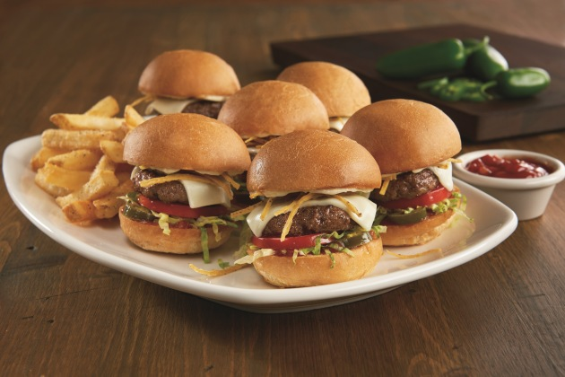 Dinky Burgers