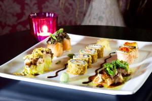 fuji sushi lounge Fortaleza Restaurant Week