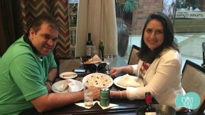 Rafaella e Eduardo Bodas de papel