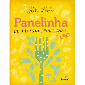 Livro Panelinha Rita Lobo