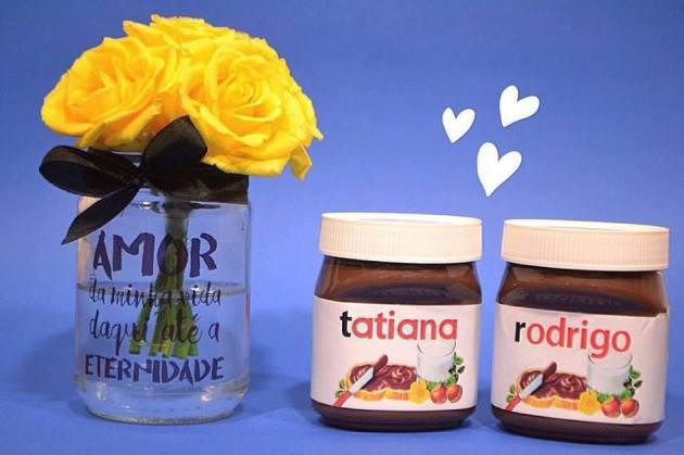 Kit Amor Doce Spot Churros e Luxo Natural