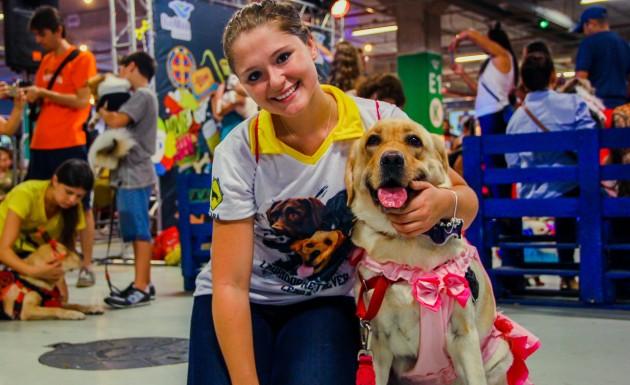 Lá Fora Pet Park - Créditos Regys Lima
