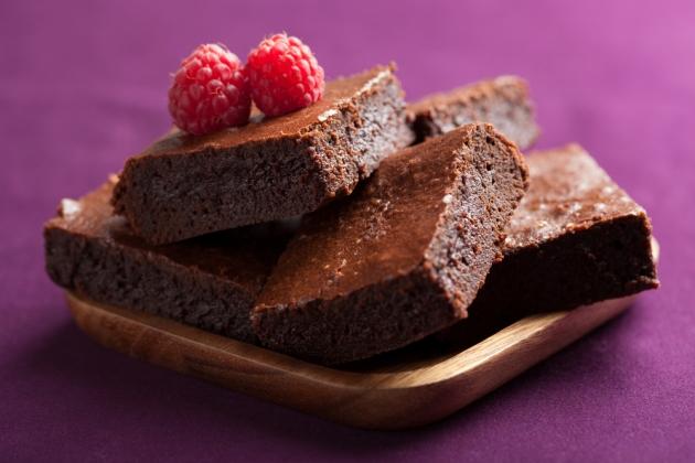 Brownie de Micro-ondas Amorela